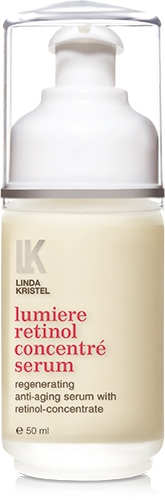 """Люмьер"" сыворотка для лица с ретинол-концентратом 50 ml/LUMIERE RETINOL CONCENTRE SERUM Артикул:Lind-0125"