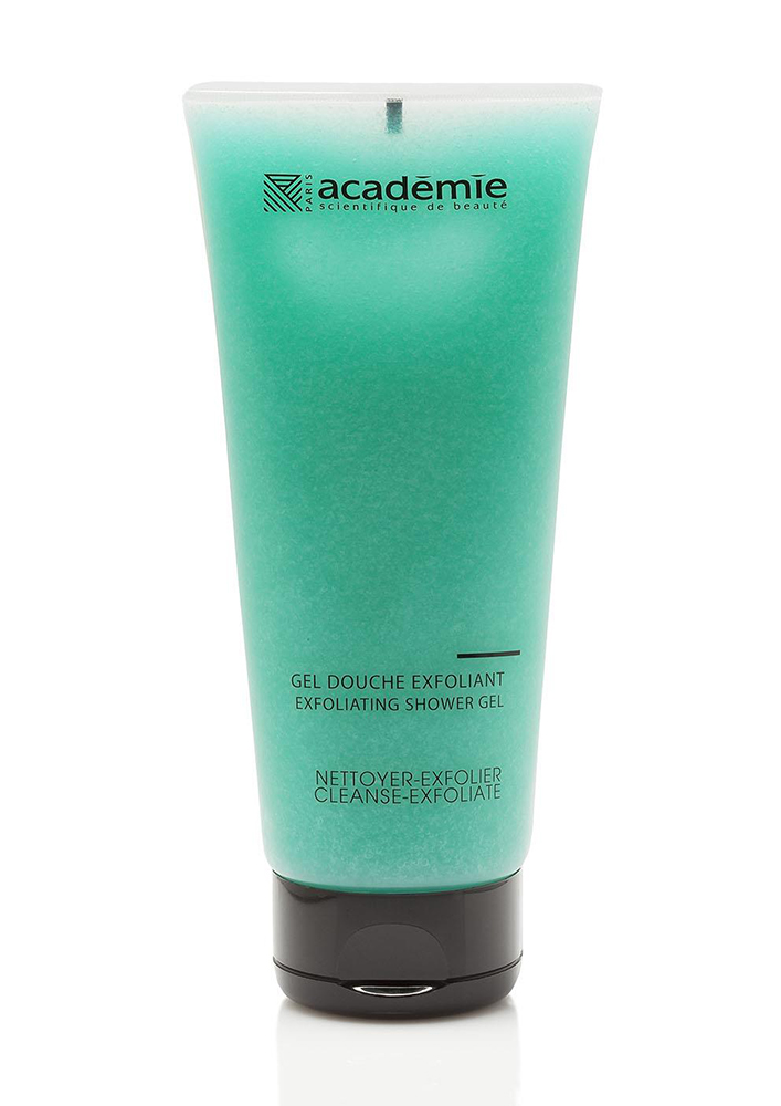 Academie Gel Douche Exfoliant Гель-пилинг для душа 200 мл 3204000