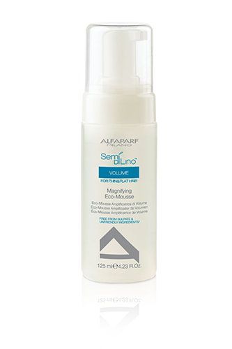 ALFAPARF MILANO Эко-мусс фриз-контроль / SDL DISCIPLINE FRIZZ CONTROL CURLY HAIR MOUSSE 125мл 1029