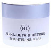 Holy Land Alpha-Beta & Retinol Осветляющащая маска 50 мл 111087