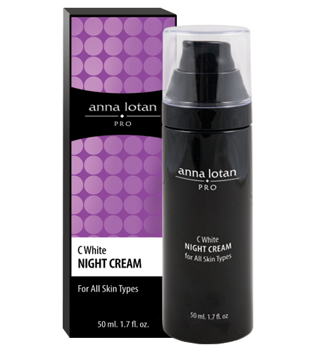 Anna Lotan C White Night Cream Ночной крем 50 мл 193P