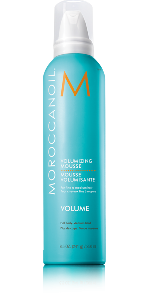 Moroccanoil Volumizing Mousse - Мусс для объёма (250 ml)