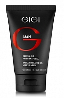 GIGI MAN Refreshing after shave gel  Гель после бритья. 100мл. 30140