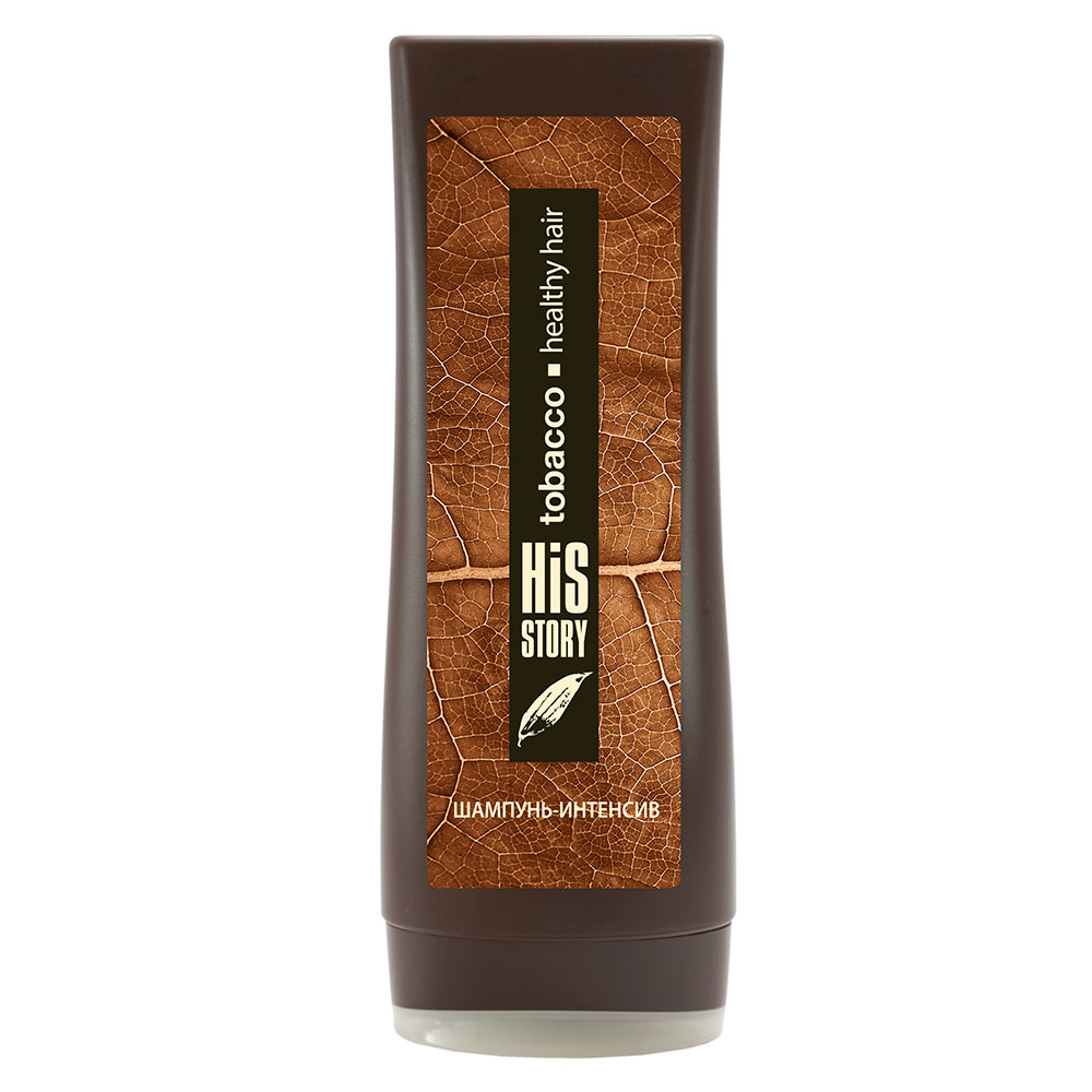 Premium His Story Tobacco Шампунь-интенсив Healthy Hair (250 ml) ГП030011
