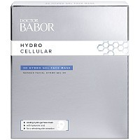 BABOR. Маска гидрогелевая 3D для лица / 3D-Hydro Gel Face Mask Doctor Babor Hydrо Cellular 4 шт. 4.685.44