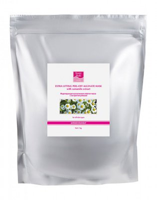 Beauty Style Peel Off Camomile Extract Collagen Mask Альгинатная коллагеновая маска с экстрактом ромашки (1 kg) 4503207