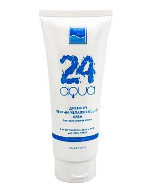 Beauty Style Дневной легкий увлажняющий крем для всех типов кожи Аква 24 (150 мл) 4515711