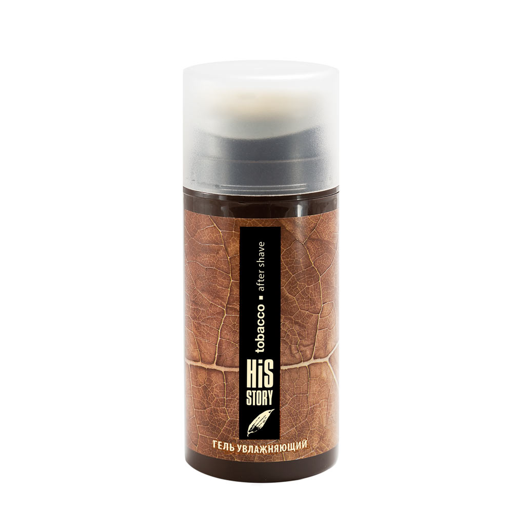 Premium His Story Tobacco Гель увлажняющий After Shave (100 ml) ГП030017