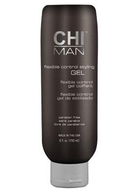 CHI MAN Flexible Control Styling Gel Гель для укладки средней фиксации (150 ml) CHI5638