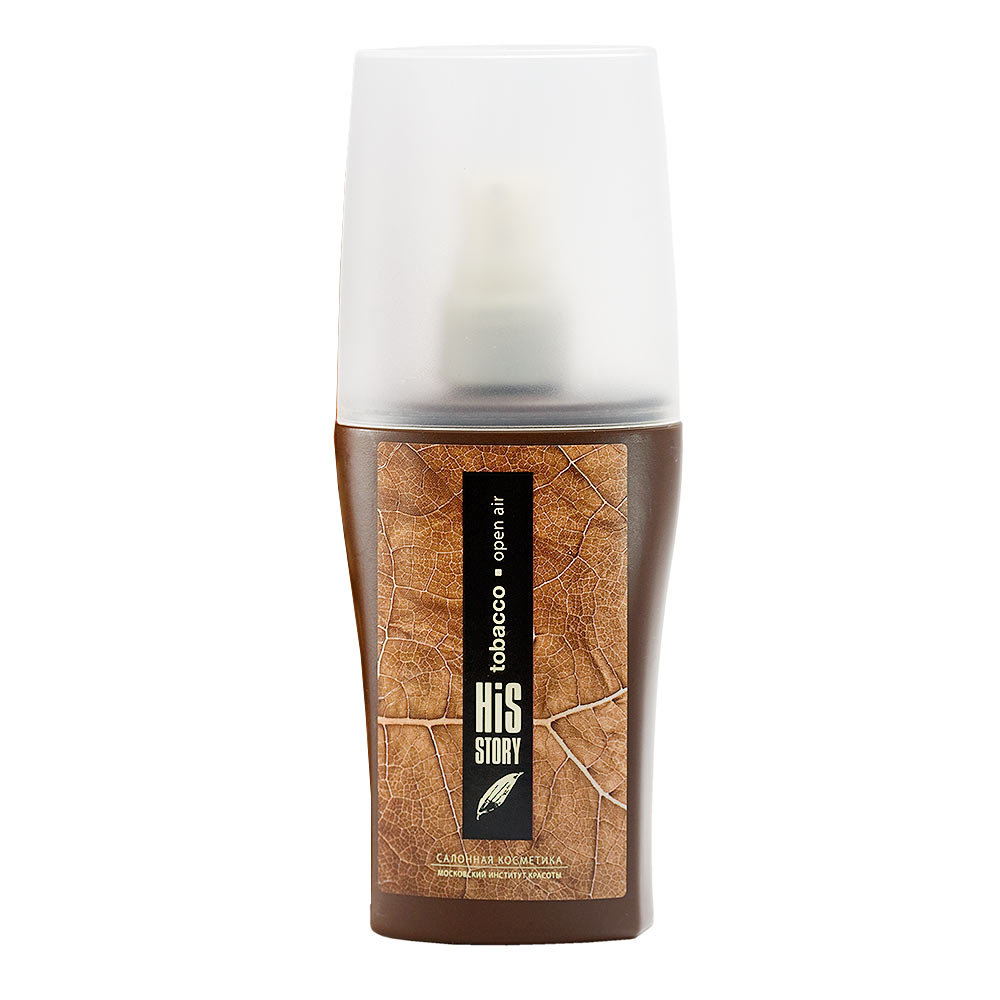 Premium His Story Tobacco Спрей защитный Open Air SPF15 (100 ml) ГП030007