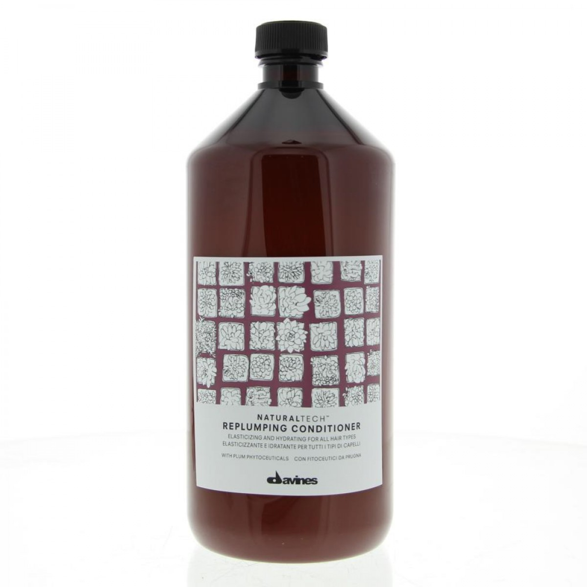 Davines Natural Tech Replumping Conditioner Уплотняющий кондиционер (1000 ml) 71221