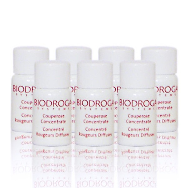 Biodroga Couperose Concentrate Антикуперозный концентрат  24 шт. x 3 мл 42394у