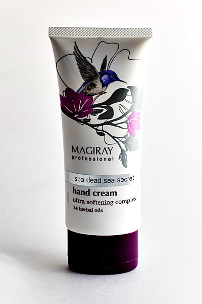MAGIRAY SPA DEAD SEA SECRET HAND CREAM Крем для рук (100 ml)