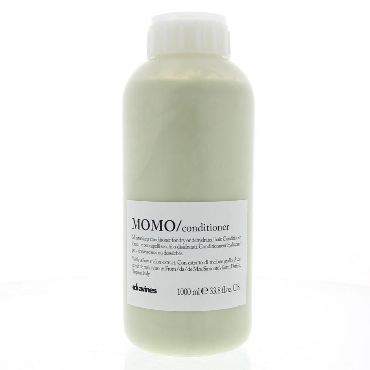 DAVINES MOMO/conditioner - Увлажняющий кондиционер, облегчающий расчесывание волос 1000мл. 75016