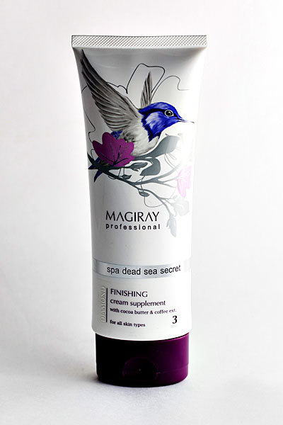 MAGIRAY DIAMOND FINISHING CREAM SUPPLEMENT Бриллиантовый крем (200 ml)