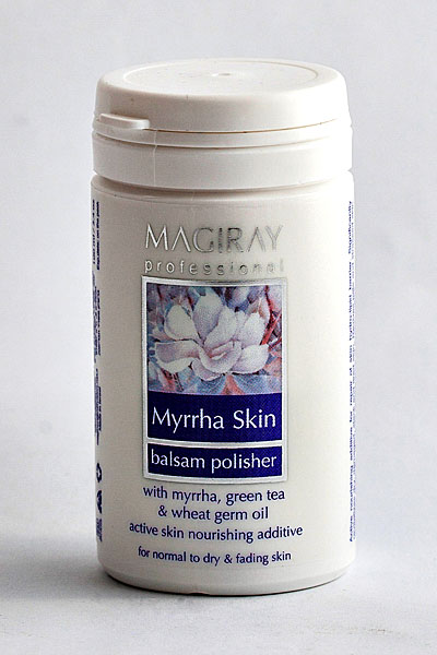 MAGIRAY MYRRHA SKIN POLISHER Бальзам Мирра (100 ml)