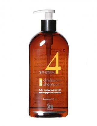 System4 Climbazole Shampoo 2 ��������������� ������� ��� �����, ����������� � ���������� ����� (500 ml)