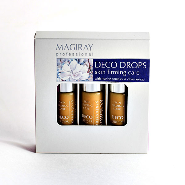 MAGIRAY DECO DROPS Деко-серум (3 x 10 ml)