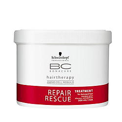 Schwarzkopf Professional BC Bonacure Repair Rescue Treatment Восстанавливающая маска (500 ml)