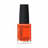 KINETICS Professional Nail Systems Лак профессиональный SolarGel Polish 15 мл (072) KNP072