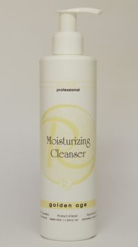 Renew Очищающее молочко Golden Age Moisturizing Cleanser (250 ml) 9011200