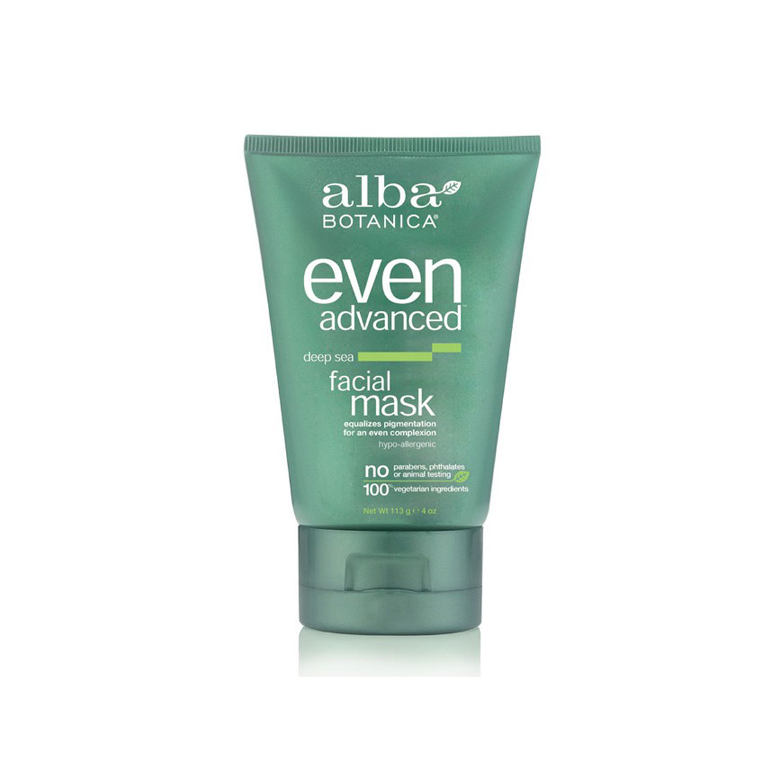 Alba Botanica Even Advanced Deep Sea Facial Mask Маска для лица с морскими водорослями (113 g) AL00323