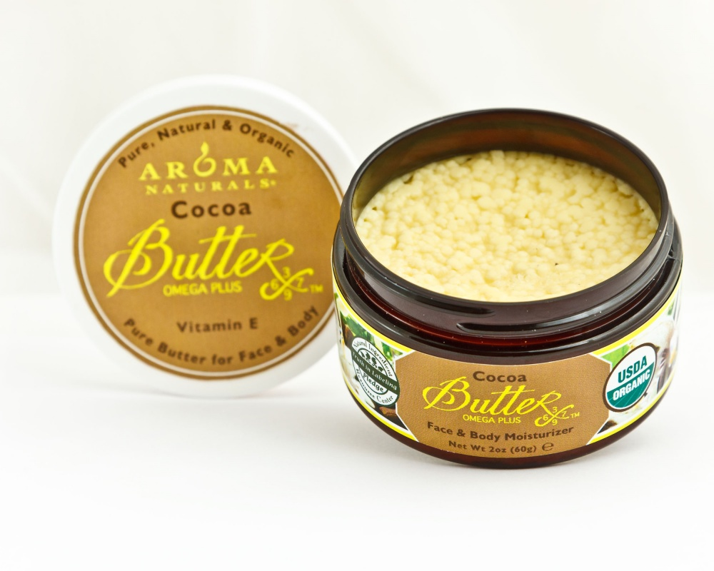 Aroma Naturals Pure Cocoa Butterx Масло какао (95 g) AR94723
