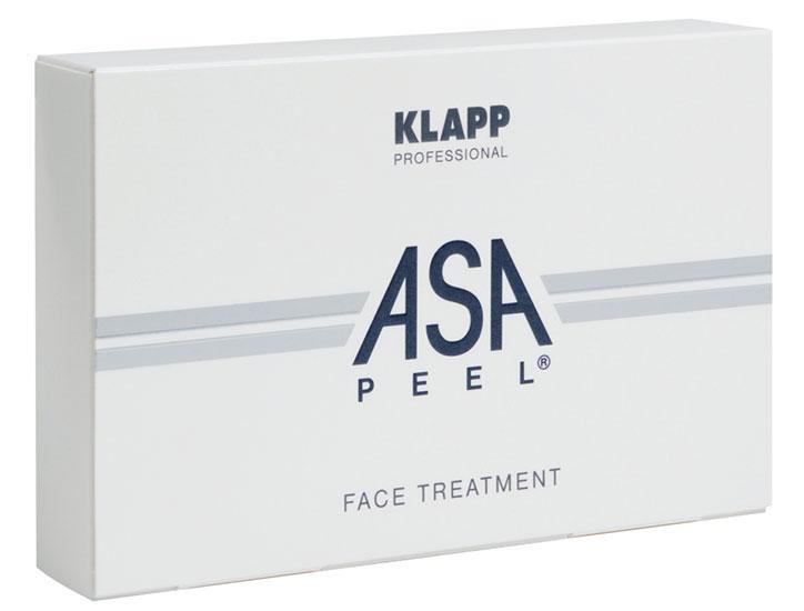 ����������� ����� ASA Peel Face Treatment  «��������������� ������». 811 KLAPP