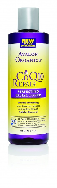 Avalon Organics Perfecting Facial Toner CoQ10 Тоник для лица с CoQ10 (235 ml) AV35811