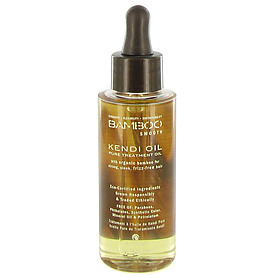 Alterna Bamboo Smooth Kendi Oil Pure Treatment Oil Масло натуральное для ухода за волосами (50 ml)