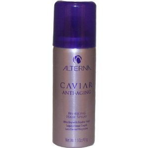Alterna Caviar Anti-Aging Working Hair Spray Лак подвижной фиксации (50 ml)