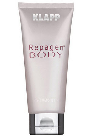 Термо-гель для тела Klapp Repagen Body Thermo Gel 1452 KLAPP