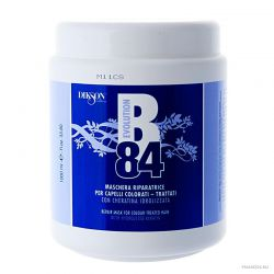 DIKSON Маска восстанавливающая для окрашенных волос / B84 REPAIR MASK FOR COLOUR-TREATED HAIR 1000мл 827