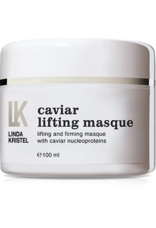 «Кавиар» маска-лифтинг для лица с нуклеопротеинами черной икры 100ml / CAVIAR LIFTING MASQUE Артикул: Lind-0135