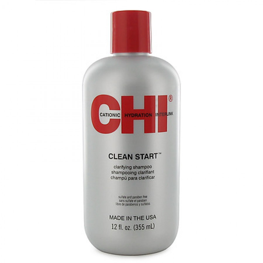 CHI Infra Clean Start Clarifying Shampoo Очищающий шампунь (355 ml) CHI6612