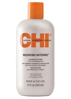 CHI Nourish Intense Hydrating Silk Bath For Dry And Damaged Hair Шампунь для сухих и повреждённых волос (355 ml) CHI6312