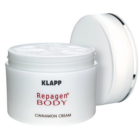 Контур-крем с корицей REPAGEN BODY Cinnamon Cream 1000 мл. 469 Klapp