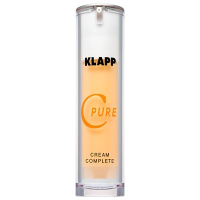 Витаминный крем C Pure Cream Complete 100ml.  513 KLAPP