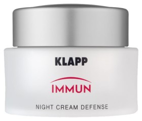 Дневной крем IMMUN DAILY CREAM PROTECTION 100мл. 706 KLAPP
