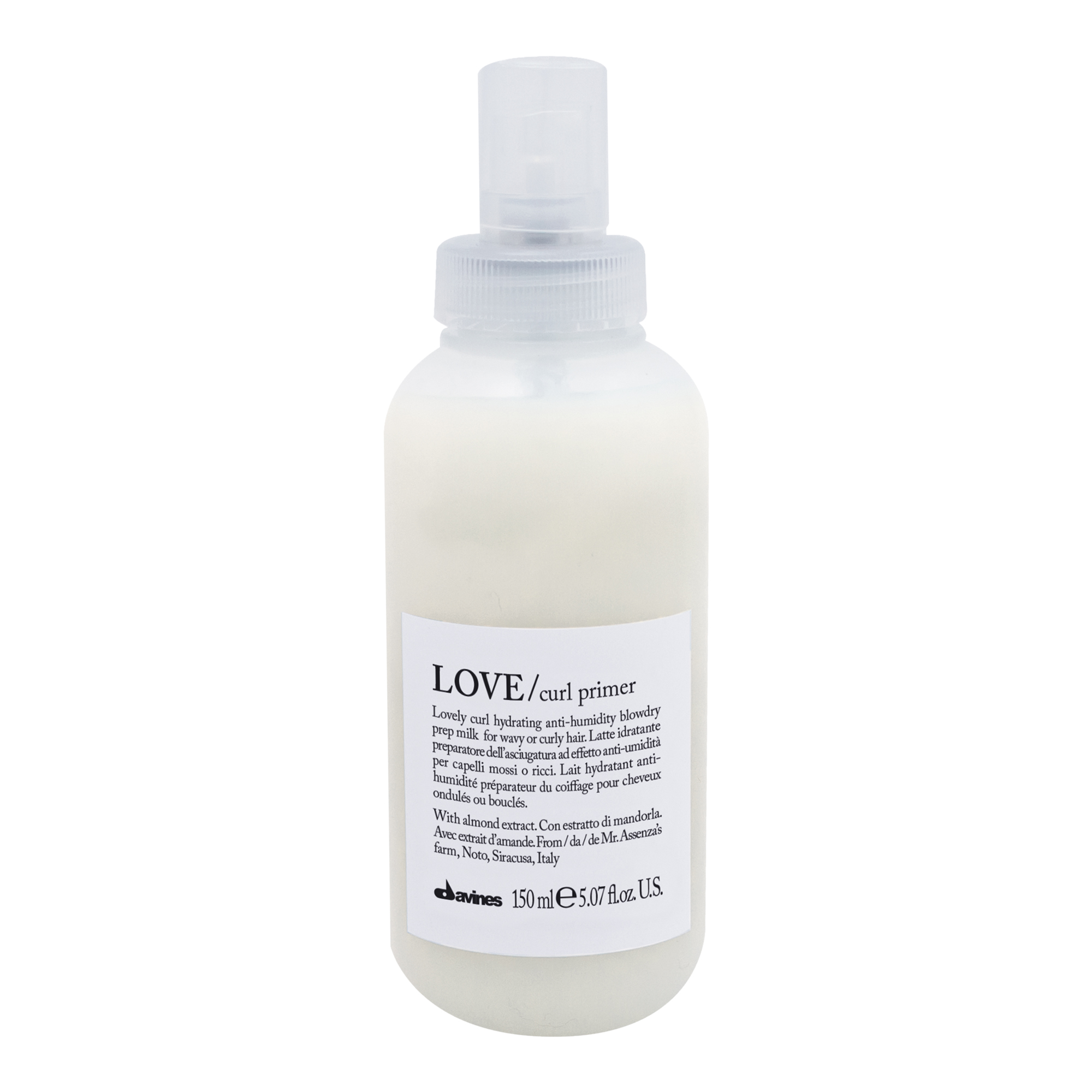 Davines LOVE/curl primer Праймер для усиления завитка (150 ml) 75533