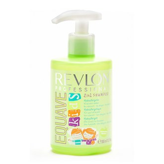 REVLON Professional EQUAVE Kids 2 in 1 Shampoo Шампунь 2 в 1 для детей (300 ml) 7221902000