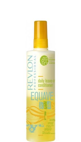 REVLON Professional EQUAVE Kids Daily Leave-In Conditioner Кондиционер двухфазный для детей (200 ml) 7206076000/7221903000