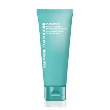 Germaine de Capuccini PUREXPERT Маска максимального очищения (EXFOLIATING DERMO-PURIFYING MASK 75 мл). 81018