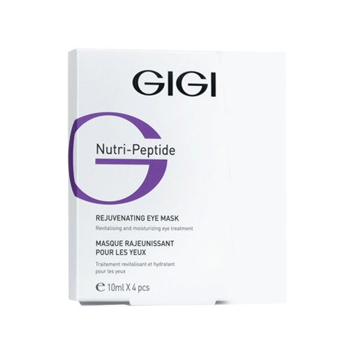 GiGi NP Eye Contur Mask Маска-контур пептидная для век. 4х10 мл. 11585