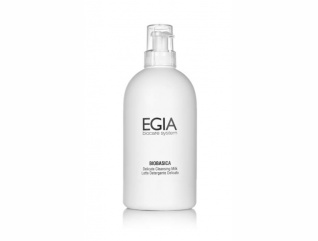 EGIA.  Молочко деликатное очищающее-Delicate Cleansing Milk 500мл. FPS-13