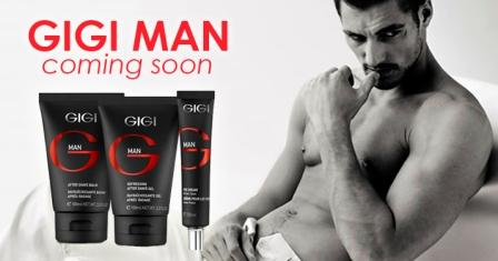 GIGI Гель после бритья / Refreshing After Shave Gel MAN 100мл