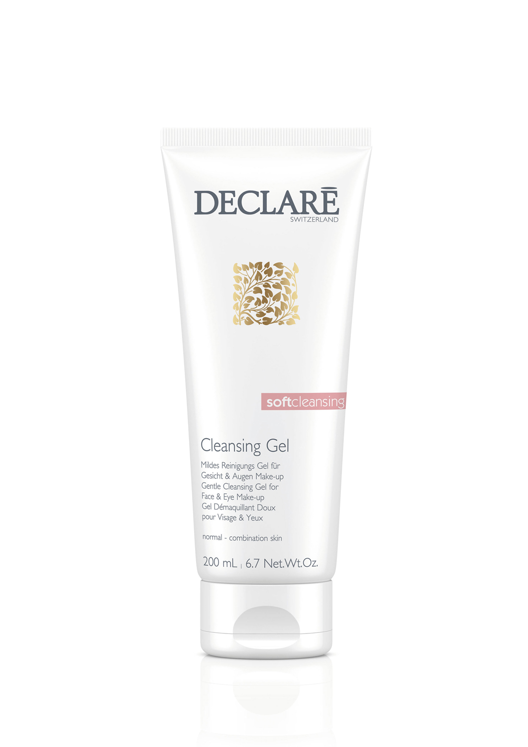 Declaré Soft Cleansing Gentle Cleansing Gel Мягкий очищающий гель (200 ml) 501
