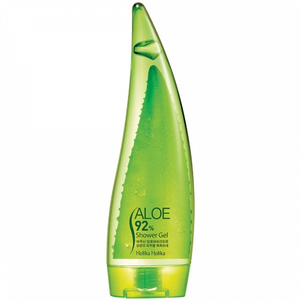HOLIKA HOLIKA Aloe 92% Shower Gel Гель для душа с алоэ вера 92% (250 ml) 20011812