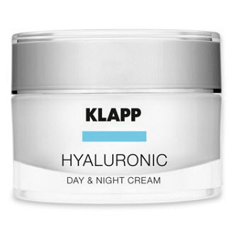 "Крем ""Гиалуроник день-ночь"" Hyaluronic day & night cream Hyaluronik Multiple Effect 50 мл. 2530 Klapp"