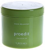 LEBEL Крем для волос / PROEDIT HAIRSKIN WAKE RELAXING 360гр 3785лп